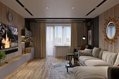 Гостиные - дизайн проекты
