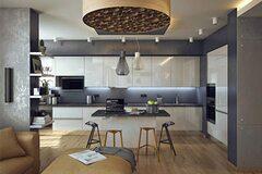 Кухни - дизайн проекты